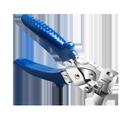 線槽剪刀角度剪45度90萬能木工扣條剪刀...