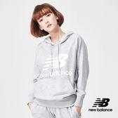 【New Balance】連帽長袖上衣_AWT91523AG_女性_灰色