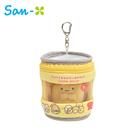 【日本正版】角落生物 玉米罐頭 吊飾 附沙包玩偶 鑰匙圈 沙包玩偶場景組 玉米濃湯系列 San-X 777131