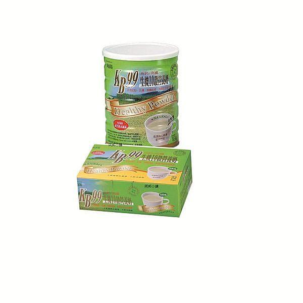 肯寶 KB99生機10穀營養奶(全素) 罐裝