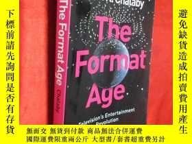 二手書博民逛書店The罕見Format Age - Television's E