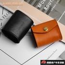 數碼配件整理包保護袋牛皮耳機包數據線收納包收納盒【探索者戶外生活館】