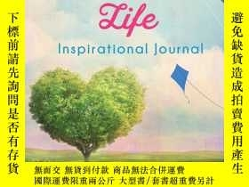 二手書博民逛書店My罕見Heart-Shaped Life Inspiratio