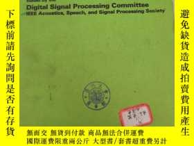 二手書博民逛書店programs罕見for digital signal pro