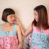 睡衣~可愛甜心 3件入 燈籠款睡衣 居家服 連身衣【SV3889】快樂生活網