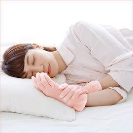 Alphax 日本製 蘆薈保濕手套/具有滋潤保濕和修護玉手、光滑肌膚之效。