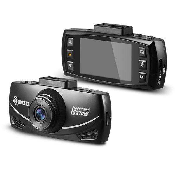 黑熊館 DOD LS 370W 1080p 行車記錄器 SONY感光元件 ISO 12800 / 7G玻璃鏡頭