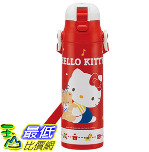[8日本代購] Direct 水壺 Drinking Water Bottle, Stainless Steel Bottle, Hello Kitty, 80's