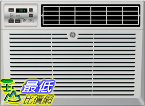 [107美國直購] GE AEM05LX 19 Window Air Conditioner with 5200 Cooling BTU, Energy Star Qualified in Light Cool Gray