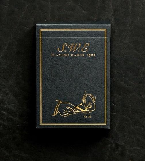 SWE Black Limited Edition by USPCC