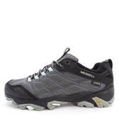 Merrell Moab FST Gore-Tex [ML37156] 女鞋 運動 戶外 休閒 登山 越野 防水 灰黑