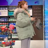外套 2019新款羽絨棉服女短款冬季棉衣寬鬆面包服網紅外套學生韓版棉襖 快速出貨