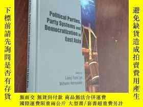 二手書博民逛書店political罕見parties party systems and democratization in e
