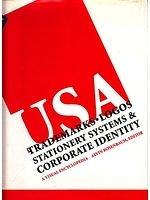 二手書博民逛書店《Trademarks, logos stationery systems & corporate identity USA》 R2Y ISBN:4766107500