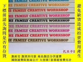 二手書博民逛書店the罕見family creative workshop(共1