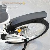 【樂樂購˙鐵馬星空】20吋折疊車 小徑專用自行車前後經濟型土除 簡易擋泥板 檔泥板*(P19-002)