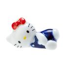 【震撼精品百貨】Hello Kitty_凱蒂貓~Sanrio 造型陶磁筷架#12159