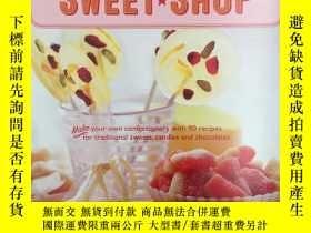 二手書博民逛書店The罕見Home-Made Sweet Shop: Make