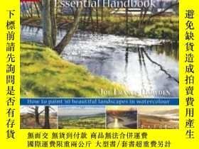 二手書博民逛書店The罕見Landscape Painter s Essential HandbookY364682 Joe