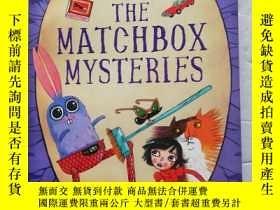 二手書博民逛書店The罕見Matchbox Mysteries【火柴盒的奧祕】Y