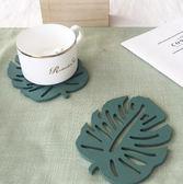 創意餐墊隔熱墊碗墊鍋墊盤墊木質北歐裝飾 ZL1066『夢幻家居』