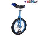 18吋獨輪車平衡車彩圈輪子單輪搖擺自行車成人兒童雜技獨輪自行車 寶貝計畫