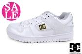 DC 男款滑板鞋 皮質 防潑水 低筒 運動鞋 I9463#白◆OSOME奧森鞋業 零碼出清