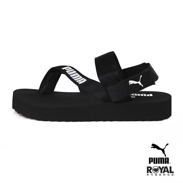 Puma Summercat 黑色 繃帶 涼鞋 女款 NO.J0440【新竹皇家 37483701】
