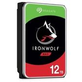 Seagate 希捷 那嘶狼 IronWolf 12TB 3.5吋 NAS專用 氦氣硬碟 (ST12000VN0008)