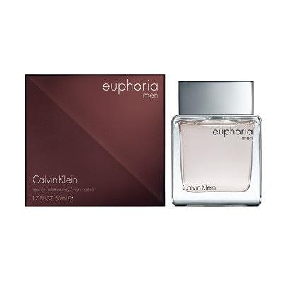Calvin Klein Euphoria 誘惑男性淡香水 50ml【七三七香水精品坊】