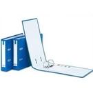 《享亮商城》R523-A4 藍色 橫式二孔拱型夾 立強