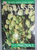 【書寶二手書T5/動植物_OPA】Grasses and Bamboos_Roger Grounds