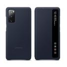 【免運費】SAMSUNG Galaxy S20 FE 5G 原廠透視感應皮套 【藍】