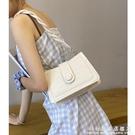 腋下包女包包2020新款潮網紅小方包小眾設計包百搭ins單肩側背包科炫數位