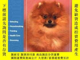二手書博民逛書店Guide罕見to Owning a Pomeranian: Puppy Care, Grooming, Trai