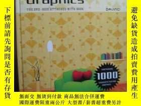 二手書博民逛書店New罕見Wallpaper Graphics (附光盤)Y10980 New Wallpaper Graph