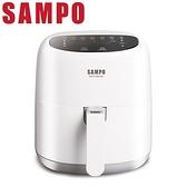 SAMPO聲寶 微電腦觸控氣炸鍋KZ-W19301BL【愛買】