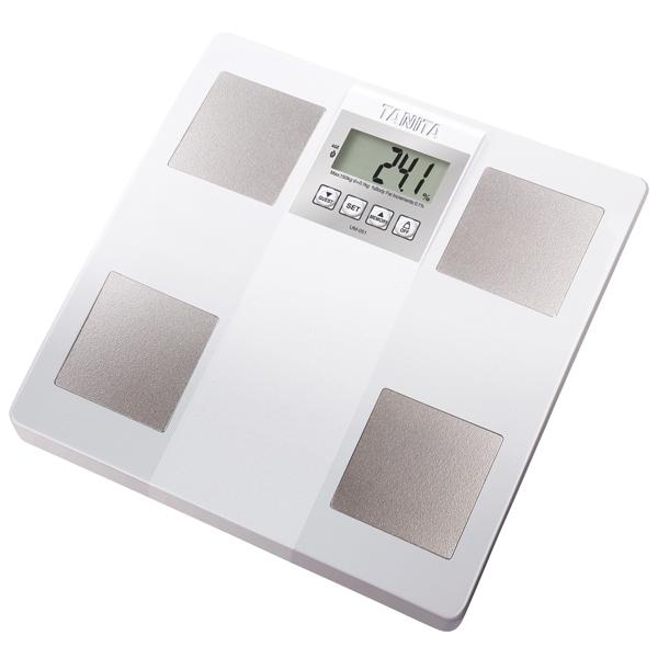 TANITA 脂肪體重計 UM051 白色
