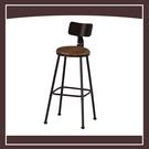 【多瓦娜】凱文吧椅(皮) 21057-1078002
