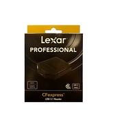 【公司貨】雷克沙 Lexar Professional CFexpress Type B USB 3.1 讀卡機 ( USB-C TYPE-C 連接埠 )