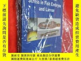 二手書博民逛書店Biomarkers罕見for Stress in Fish E