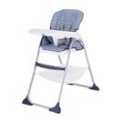 奇哥 joie mimzy snacker 輕便高腳餐椅 丹寧條紋