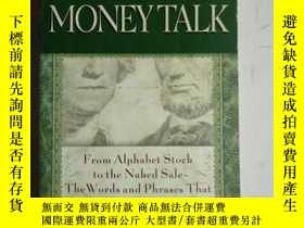 二手書博民逛書店MONEY罕見TALK 944 Y138362 出版2001
