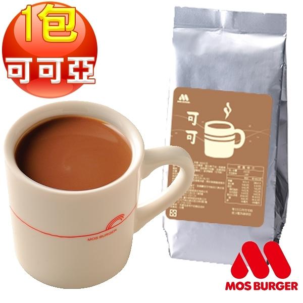 MOS摩斯漢堡 可可亞補充包 1包入(350g)