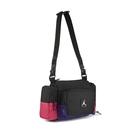 Nike 斜背包 Jordan Crossbody Waist Bag 黑 紫 男女款 腰包 喬丹 運動休閒【ACS】 JD2043003AD-001