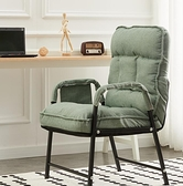 電腦椅宿舍懶人椅臥室椅子靠背電競座椅休閑辦公書房折疊沙發TW 【韓語空間】