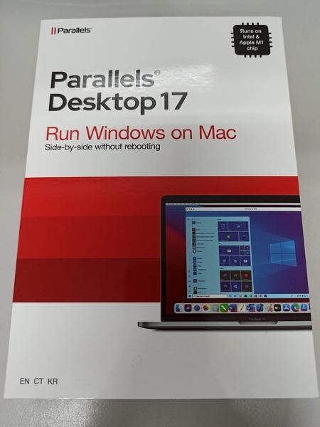 【超人百貨W】Parallels Desktop 17 Retail Box Full AP 正版盒裝 展碁公司貨