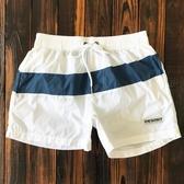 速干沙灘褲男 健身跑步運動三分短褲帶內襯  寬鬆大碼休閒大褲衩