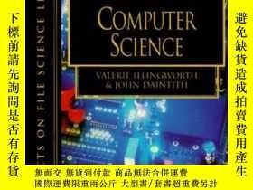 二手書博民逛書店The罕見Facts on File Dictionary of Computer Science (Facts