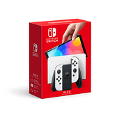 【預購依序發貨】任天堂 Nintendo Switch (OLED款式) 臺灣公司貨黑色主機 白白 手把+遊戲+支架